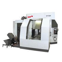 Centro de mecanizado 6 ejes / vertical / de alta precisión