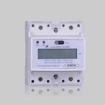 Contador de energía eléctrica monofásico / en riel DIN / para montaje sobre panel / con pantalla LCD