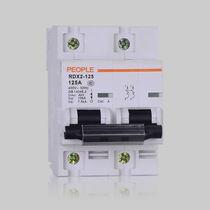 Disyuntor AC / de sobrecorriente / contra cortocircuitos / miniatura