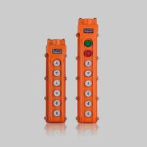 Caja de botones con 8 botones