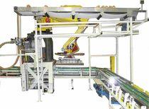 Desmoldadora robotizada / de pan de molde