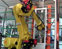 Robot articulado / 6 ejes / para junquillos de carpintería / industrial