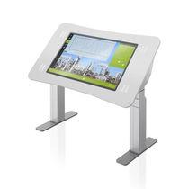 Terminal de control / con pantalla táctil / de pie / robusta