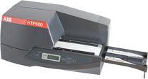 Impresora de transferencia térmica / de etiquetas / de mesa / de alta resolución