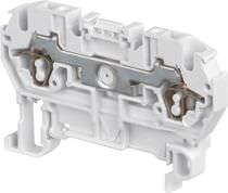 Bloque de conexión de muelle / en riel-DIN / con fusible