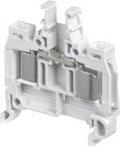 Bloque de conexión en riel-DIN / con fusible / autodenudantes