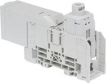 Bloque de conexión con espárrago / en riel-DIN / de potencia