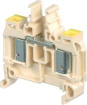 Bloque de conexión con espárrago / con conexión rápida / de muelle / en riel-DIN