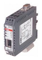Convertidor Ethernet / en serie / aislado