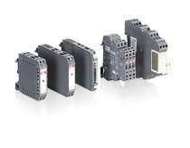 Relé estático con MOSFET / de interfaz / en riel DIN