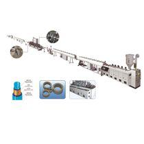 Línea de extrusión para tubos compuestos plástico-aluminio / de tubos / para PP-R / multicapas