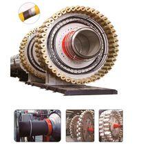 Línea de extrusión para tubos reforzados de acero / de tubos / para HDPE / para PE