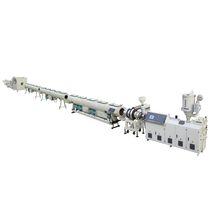 Línea de extrusión multicapas / de tubos / para PP / para PP-R