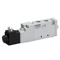 Distribuidor hidráulico de cajón / accionado neumáticamente / de 3/2 vías / de 5/2 vías