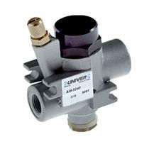 Válvula con control neumático / de arranque progresivo