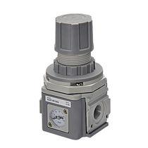 Regulador de presión para aire / monoetapa / de membrana / neumático