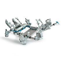 Prensor neumático / angular / de 2 mandíbulas / modular