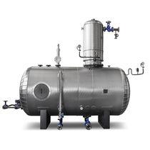 Desgasificador para agua de alimentación de calderas