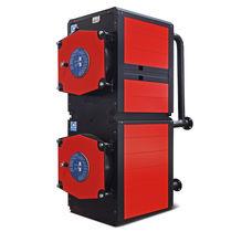 Caldera de agua caliente / de gas / de tubos de humo / de condensación