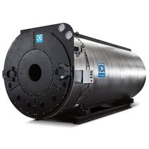 Caldera de agua sobrecalentada / de gas / de fuel / de tubos de humo