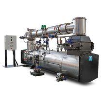 Generador de vapor horizontal / con recuperación de calor