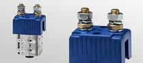 Contactor de motor / DC / unipolar / para la industria