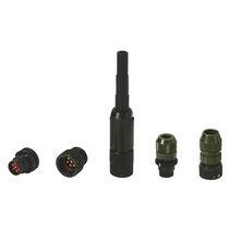 Conector RF / DIN / circular / de bayoneta