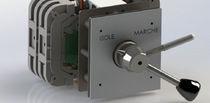 Interruptor seccionador motorizado / de tensión media / DC / de seguridad