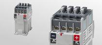 Contactor DC / 4 polos / en riel DIN / de batería