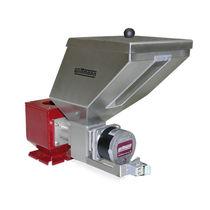 Dosificador de granulado / volumétrico / para la industria del plástico / digital