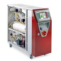 Controlador de temperatura de circulación de agua o aceite / con pantalla táctil / para canal caliente