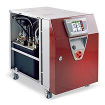 Controlador de temperatura con pantalla táctil / de circulación de agua o aceite / para canal caliente