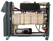 Controlador de temperatura con pantalla táctil / programable / para canal caliente