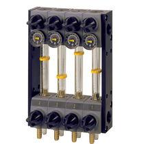 Regulador de caudal hidráulico / para agua / para prensa de inyección / para circuito frigorífico