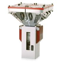 Mezclador-dosificador de granulado / gravimétrico / para la industria del plástico