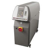 Controlador de temperatura con pantalla táctil / programable / para canal caliente / móvil