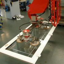 Manipulador de ventosa / de manipulación / para puerta y ventana / ergonómico