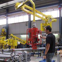 Manipulador neumático / de manipulación / para material de construcción / para tubos