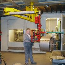 Manipulador neumático / con asidero / de manipulación / para aparatos eléctricos