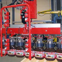 Manipulador neumático / con asidero / para contenedores / de manipulación