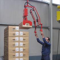 Manipulador neumático / con asidero / para cajas de cartón / de manipulación