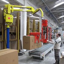 Manipulador neumático / con asidero / para la manipulación del cartón / de columnas