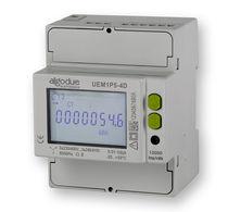 Contador de energía eléctrico / con comunicación integrada / trifásico