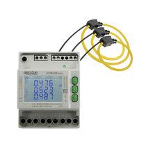 Aparato de medición de potencia / con entradas Rogowski / multifunciones / trifásico