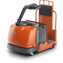 Tractor eléctrico / de 3 ruedas / para conductor de pie / de remolcado