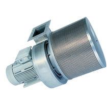 Ventilador centrífugo / de evacuación de humos / ATEX / antideflagrante