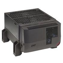 Resistencia calefactora con ventilación / con termostato / para armarios eléctricos