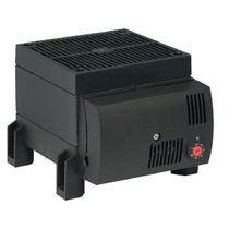 Resistencia calefactora con ventilación / de plástico