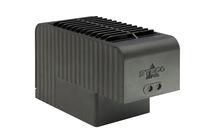 Resistencia calefactora con ventilación / de plástico / para armarios eléctricos