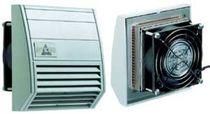 Ventilador de pared / para armario eléctrico / axial / de refrigeración